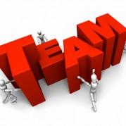 Nieuwe teampagina's staan online!