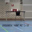 Mazzelstars Vr1 wint wederom van NOC Kralingen