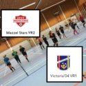 Mazzelstars Dames 2 pakt nipte overwinning tegen Victoria'04