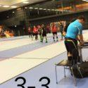 Gelijke stand TPP/Feyenoord Vr 2 – Mazzelstars Vr 1